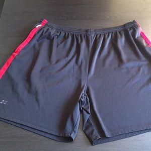 Russell Men's Basketball Shorts